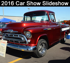 2016 Car Show Slideshow