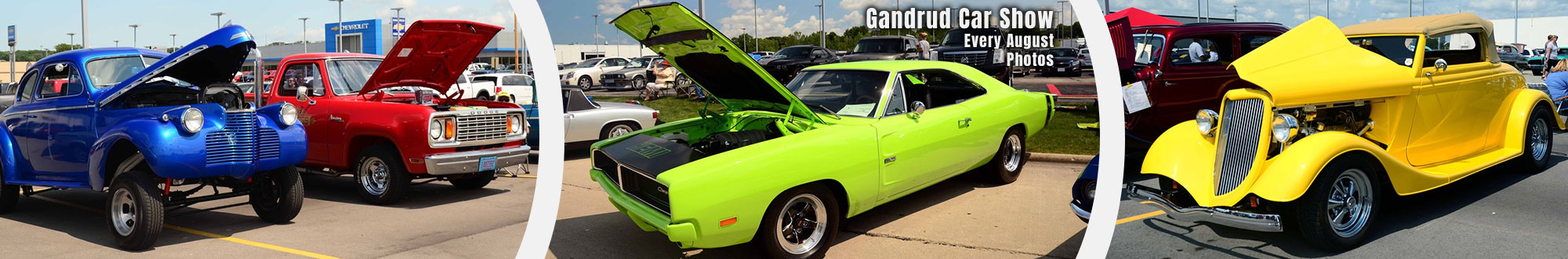 Gandrud Antique and Muscle Car Show in Green Bay, WI